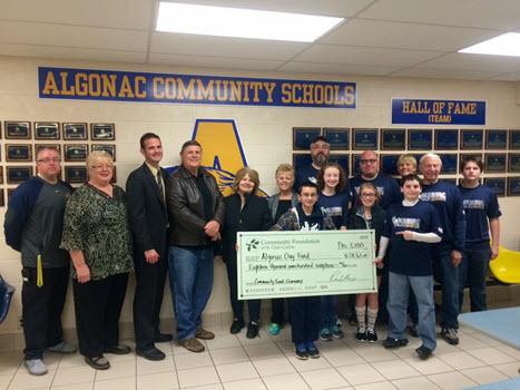 Algonac / Clay Community Foundation $6k Giveaway